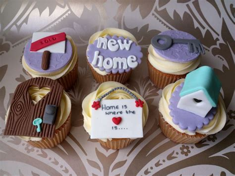 new home cupcakes cupcakes