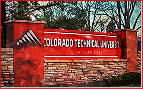 Colorado Technical Mba Fees by Colorado Technical Tuition Project