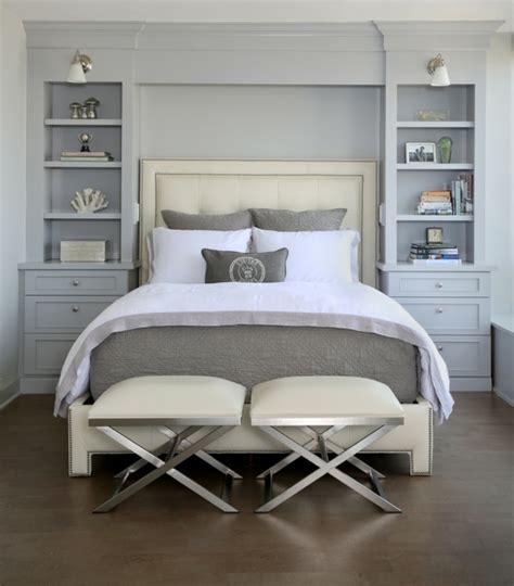 Decoration Ideas For Small Bedrooms la t 234 te de lit avec rangement un gain d espace d 233 co