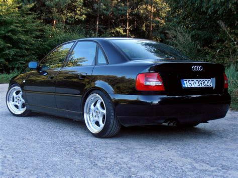 Audi A4 B5 1 8t Tuning by Audi A4 B5 1 8t Black Bitch Driiive Goryltst