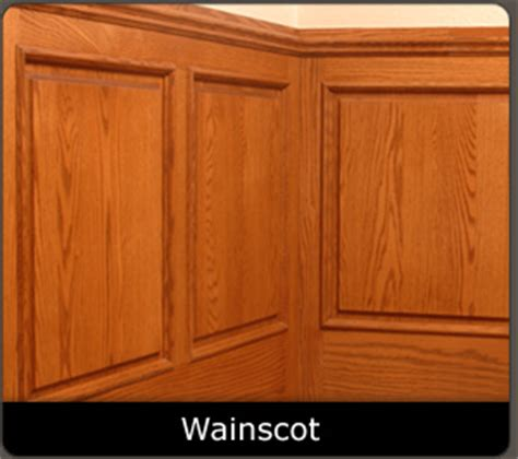 Wainscoting Cabinets by Accessories Of Kitchen Cabinets Walzcraft