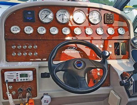 dashboard replacement boatus magazine - How To Build A Boat Dashboard