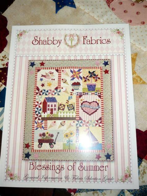 quilt pattern from shabby fabrics from shabby fabrics