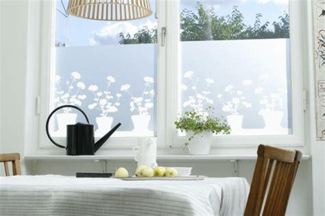 vorhang länge fensterbrett design wohnzimmer fenster