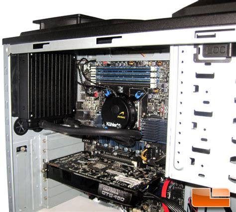 Antec Kuhler H2o 620 antec kuhler h2o 620 cpu water cooler review page 4 of 7