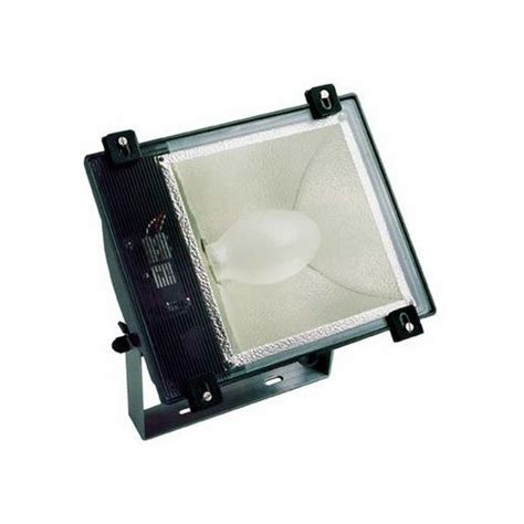 Mercury Light by 80w One Light Mercury Vapour Floodlight In Black Temple