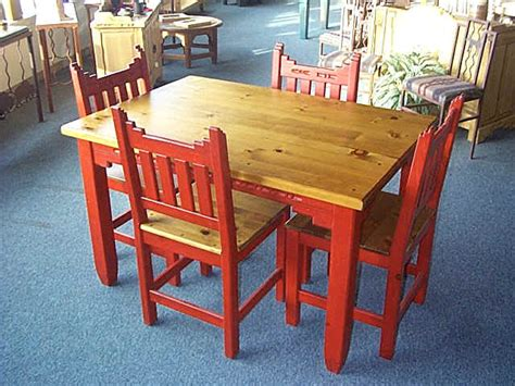 southwest dining room furniture new mexico southwest style dining set tables chairs