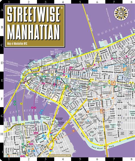 subway map of manhattan with streets 100 manhattan map map the division weekly