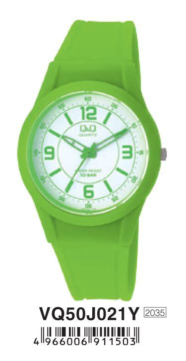 Qnq Sport Water e times qnq quartz color 100m wr sport vq50j
