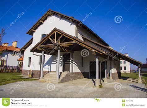 alpine house alpine house stock photo image 47277715