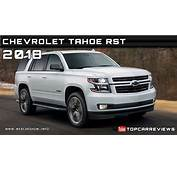 2018 Chevrolet Tahoe Rst Release Date 2019 Cars