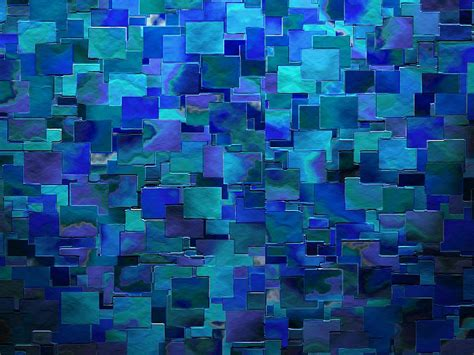 blue artist paint the walls digital by susan epps oliver