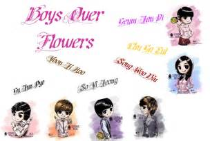 boys over flowers cast names pictures to pin on pinterest
