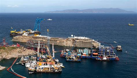 citilink to introduce surabaya jedda flight route for costa concordia salvage costs millions of dollars