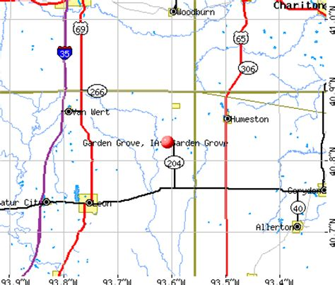 Garden Grove Iowa Map 21 Excellent Garden Grove Iowa Map Swimnova