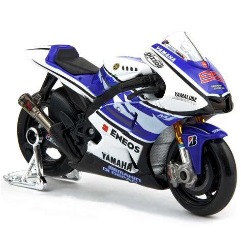 Yamaha Yzr M1 Jorge Lorenzo No 99 yamaha miniaturas de motos nacionais arte em miniaturas