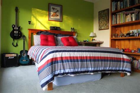 guitar bedroom design cues for a s bedroom