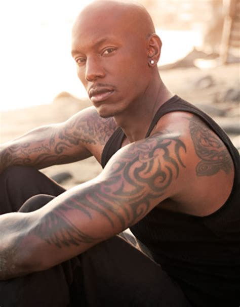 tyrese gibson is furiously addicted to tattoos