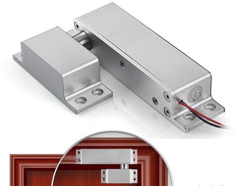 Electric Door Lock by Popular Electric Deadbolt Lock Buy Cheap Electric Deadbolt