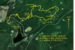 Robbers Cave State Park Map by Robbers Cave Trail Map Flickr Photo Sharing