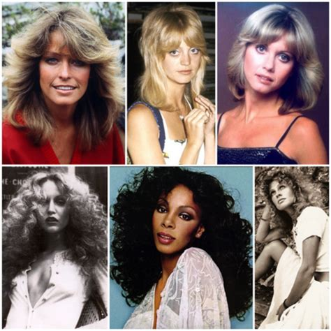 hairstyles in the 70s disco hairstyles 70s disco era