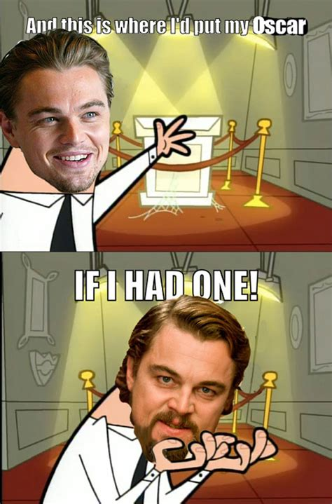 Dicaprio Oscar Meme - the best memes from the 2013 oscars