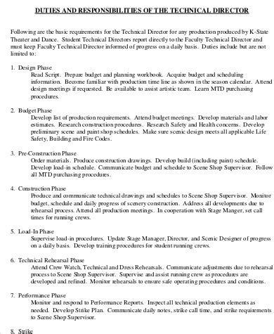 production associate description 7 6 updated updated production supervisor description