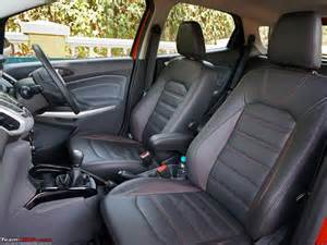 Seat Cover Price Philippines Ford Ecosport Official Review Team Bhp