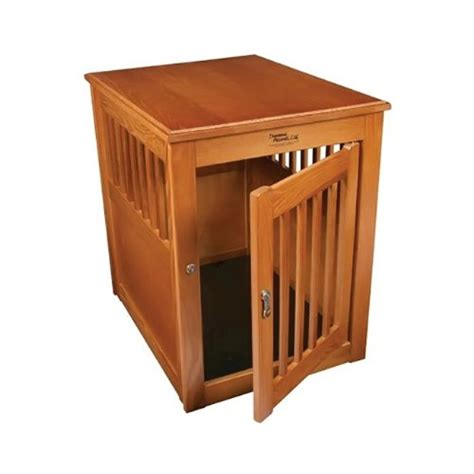 pet crate end table large where to buy oak end table pet crate large burnished oak