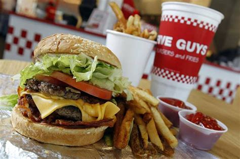five guys five guys burgers and fries opens franchise in mililani khon2
