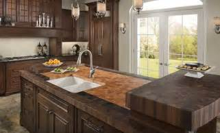 Kitchen Countertops Materials 40 Great Ideas For Your Modern Kitchen Countertop Material And Design