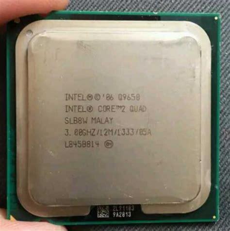 intel core2 q9650 3 0ghz processor 3 0ghz