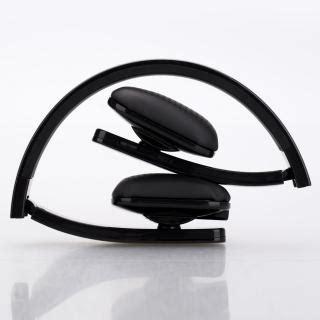 Headset Bluetooth Miniso bluetooth wireless headband headset black miniso australia