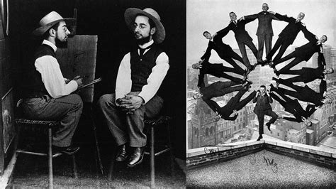 Photoshop Magic Or The Weirdest Photo by Strange Photos Illusions Before The Era Of
