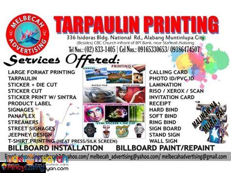 layout for tarpaulin printing tarpaulin printing services melbecah advertising