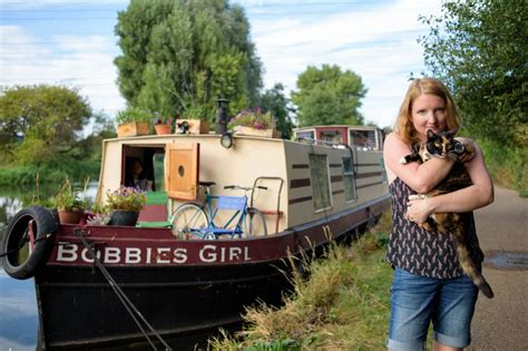 living on a narrow boat in london what living on a boat in london is really like thewharf