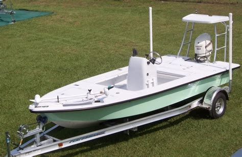 Research 2010 Bay Craft Boats Flats 175 Explorer On
