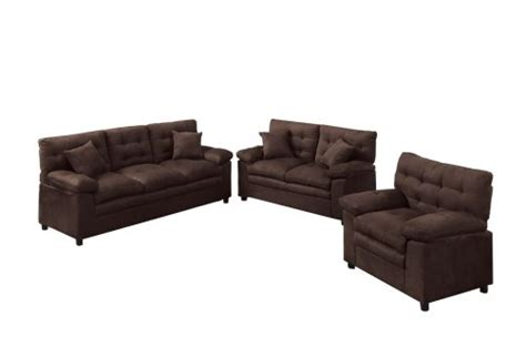 poundex bobkona colona 3 piece living room set reviews sofa and loveseat sets under 500 top living room sets