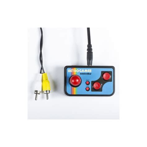 mini console mini manette de console de jeux tv la geekerie