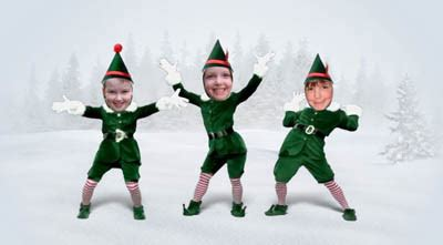 printable dancing elf lots of fun with dancing elves minifashionistablog