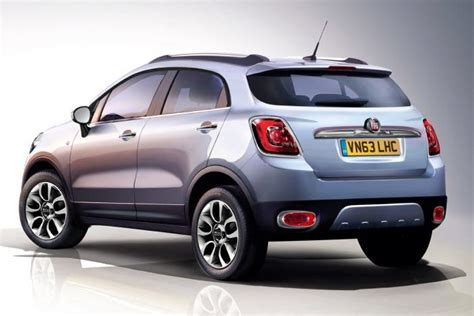 Fiat 500 4wd Suv Punto Based Fiat 500x Will Visit The Motor Show