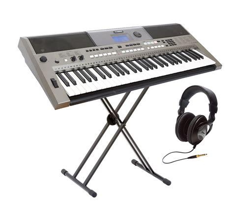 Headphone Untuk Keyboard Yamaha musicworks portable keyboards home keyboards home keyboard yamaha psre443 keyboard with