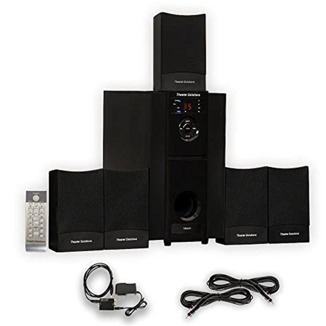 review theater solutions ts511 home theater 5 1