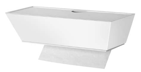 healthy shelf multifold m fold paper towel dispenser