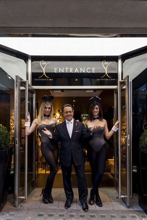 salvatore  leave playboy club london salvatore calabrese