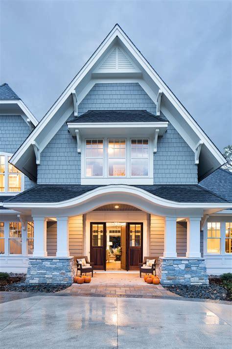 shingle style home  casual coastal interiors home