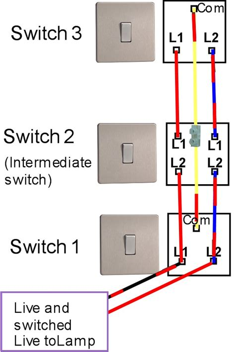 intermediate switch wiring diagram nz wiring diagram