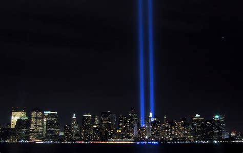 in memory of all those who died on september 11 2001