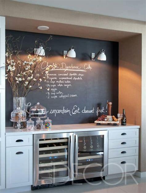 Bar Appliances Buffett Bar Area White Cabinets To Match Kitchen