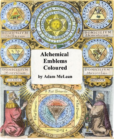 symbolism in religion and literature edited and with an introduction classic reprint books alchemical symbols by edited by adam mclean religion